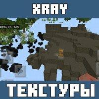 Текстуры Xray для Майнкрафт ПЕ