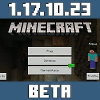 Minecraft PE 1.17.10.23