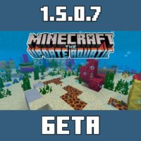 Minecraft PE 1.5.0.7
