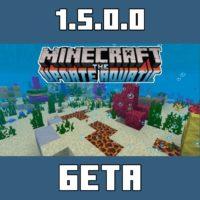 Minecraft PE 1.5.0.0