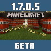 Minecraft PE 1.7.0.5