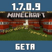 Minecraft PE 1.7.0.9