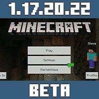 Minecraft PE 1.17.20.22