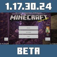 Minecraft PE 1.17.30.24