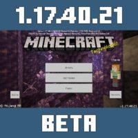 Minecraft PE 1.17.40.21
