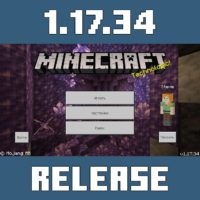 Minecraft PE 1.17.34